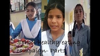 School Healthy Eating Campaign