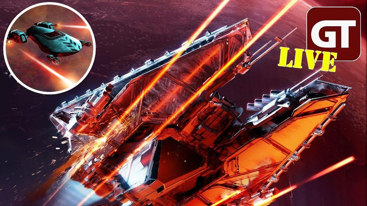 Thumbnail für GameTube in Space - Wir spielen X4: Split Vendetta mit Egosoft-Chef Bernd Lehahn