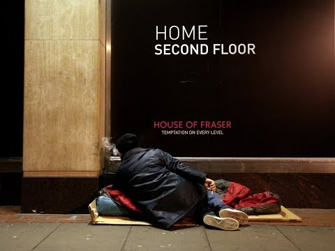 A Simple Question: Homelessness in the UK