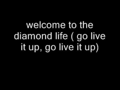 axwell vs tiesto-diamond found here lyrics