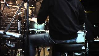 Fools Garden : Are you Jo King - Shut - Soundcheck - Drum Set Cam