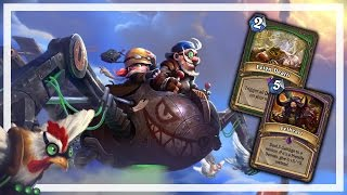 Hearthstone: GvG Preview - Felheart, Feign Death, Lil