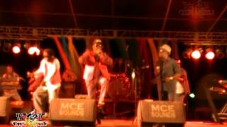LOVE FEST 2012 @ ST. LUCIA - THE MIGHTY DIAMONDS (PART.2)