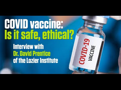 COVID vaccine: Is it safe, ethical? | The Mark Harrington Show | 12-10-20