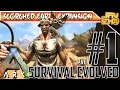 ARK SCORCHED EARTH EXPANSION EP 1 - I AM THE SANDMAN!!