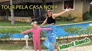 TOUR PELA CASA NOVA - DIA DA MENTIRA?