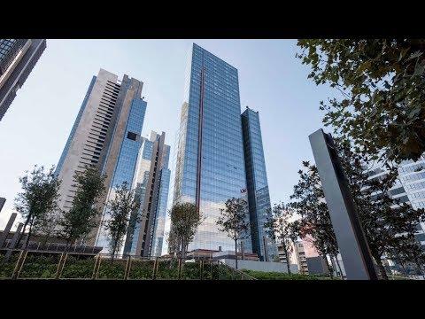 Luxury key ready residences in mecidiyekoy istanbul youtube for Cube suites istanbul