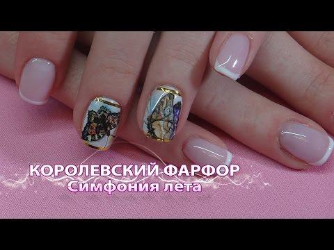 Дизайн ногтей krasotkaproru