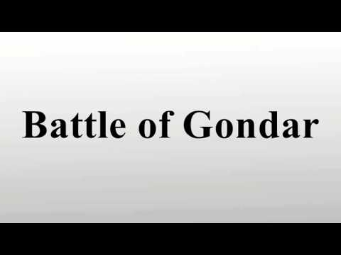 Battle of Gondar