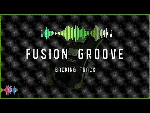 Jazz Fusion Groove Guitar Backing Track Jam in C# Minor