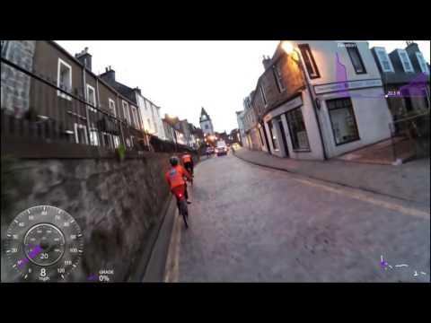 Edinburgh Night Ride 2016