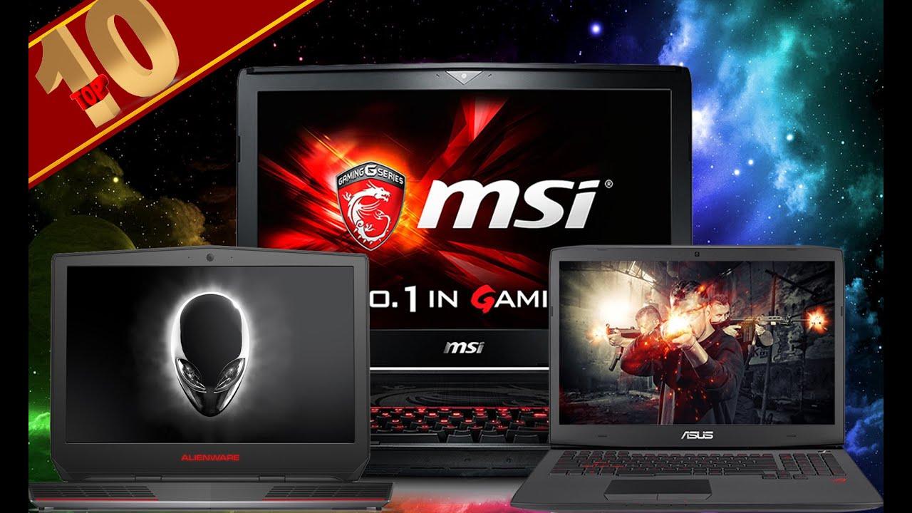 Gaming Laptops Top