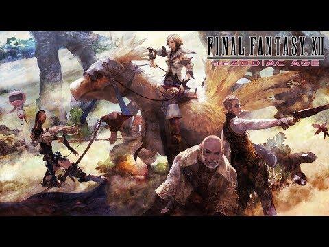 FINAL TASY XII THE ZODIAC AGE PC Edition Announcement