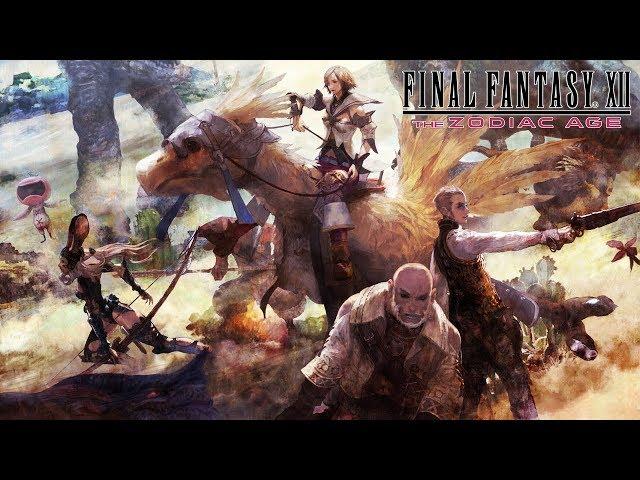 Final Fantasy XII: The Zodiac Age (видео)