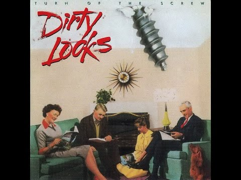 Dirty Looks - 1989 Turn Of The Screw (US)