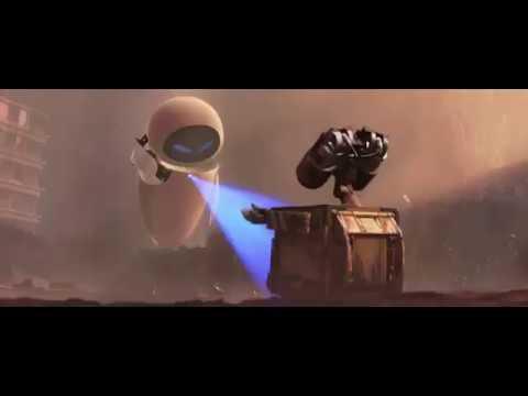 phim hoạt hình wall-e : tình yêu người máy