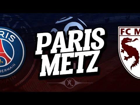 🔴 direct / live : psg - metz // club house ( paris - fc metz )