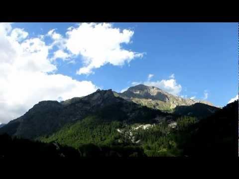 """Time Lapse - Alpes Mountains - """"Breathe"""""""