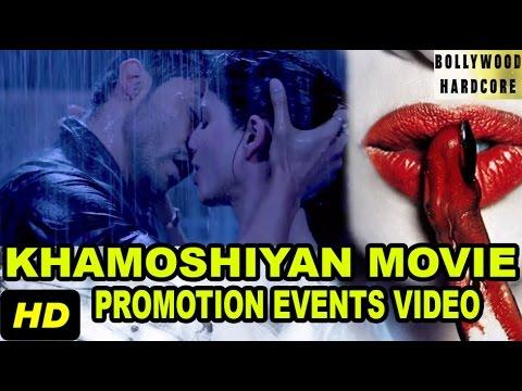 Khamoshiyan Movie   Ali Fazal, Gurmeet Choudhary, Sapna Pabbi   Promotion Event Full Video 2015