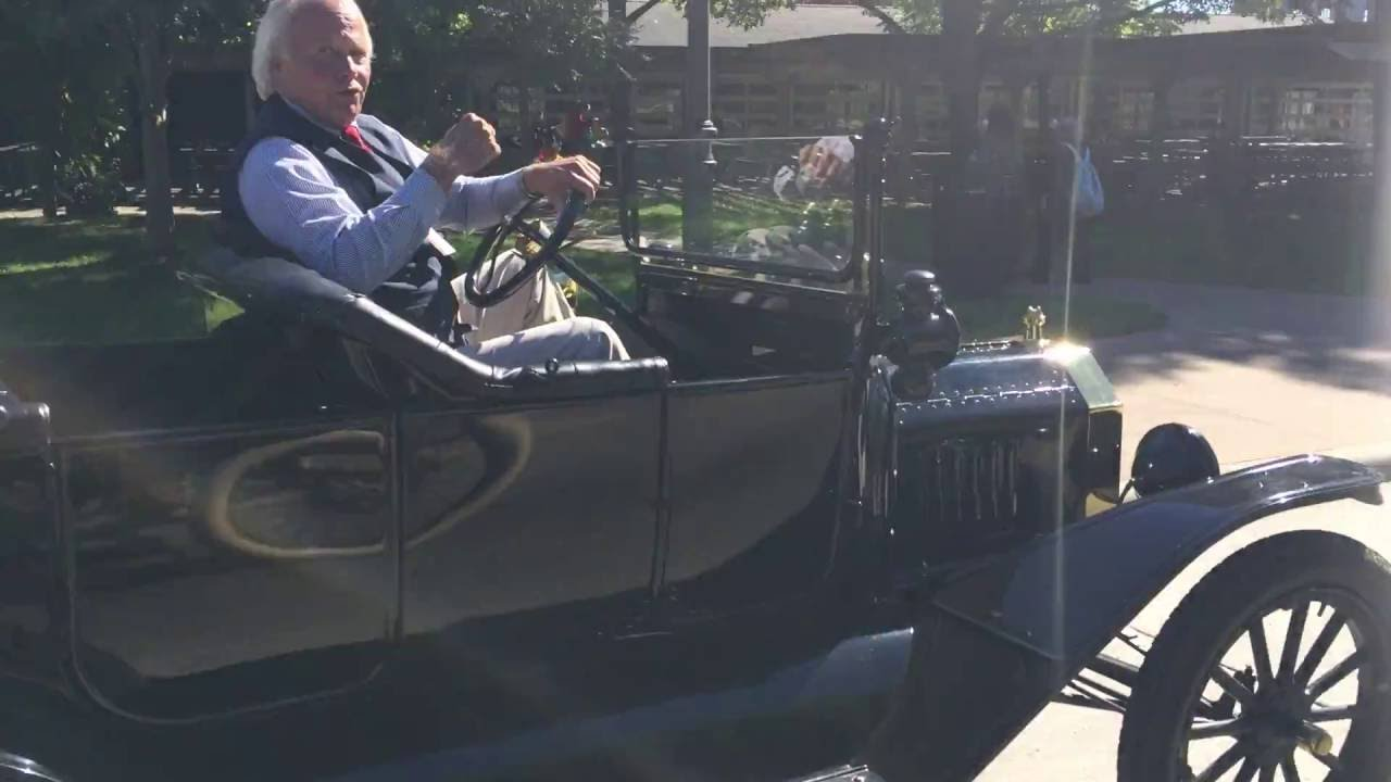 1901 Ford Sweepstakes ridealong pt  II