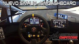 Assetto Corsa Competizione -  SimHub  - SimDashboard