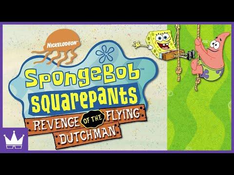 Twitch Livestream | SpongeBob SquarePants: Revenge of the Flying Dutchman Full Playthrough [GC]
