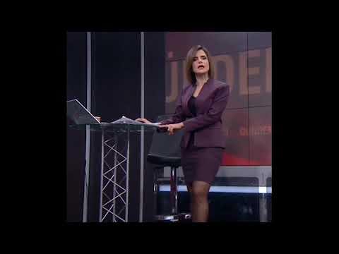 Beğenilen spiker Semiha Şahin