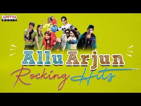 AlluArjun Rocking Hit Songs | Allu Arjun Birthday Special | #HBDAlluArjun