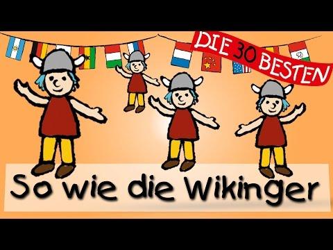 So wie die Wikinger (Skandinavien) - Die besten Kinderlieder auf Weltreise || Kinderlieder