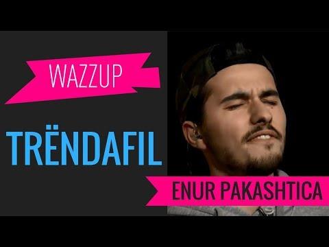 Dhurata Dora ft. Flori - Trendafil [Enur Cover] | WAZZUP Acoustic