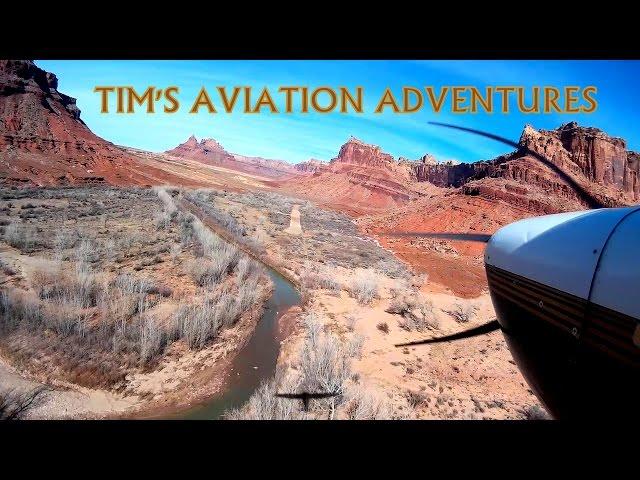 Utah Airstrips - Mexican Mountain Low Pass RW29