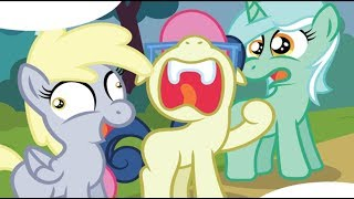 [MLP Comic Dub] How Derpy's Eyes Got That Way (comedy)