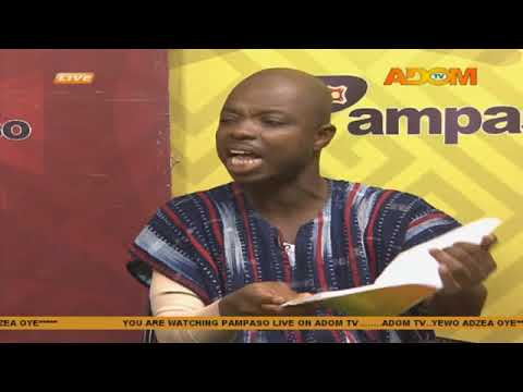 State of the Nation address - Pampaso on Adom TV (13-2-18)