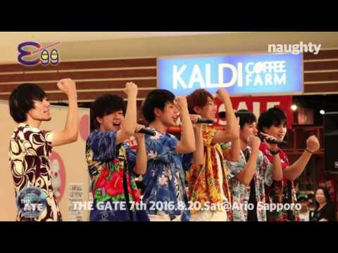 THE GATE 7th<naughty>20160820 Ario Sapporo