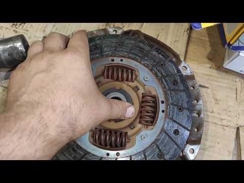Chevrolet Aveo обзор замены сцепления