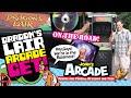 John gets a Dragon's Lair Arcade Game - Working original LaserDisc Player! - Cinematronics 1983