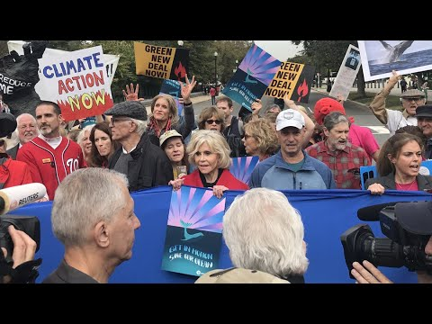 Jane Fonda: Put Oil and Gas Executives on Trial