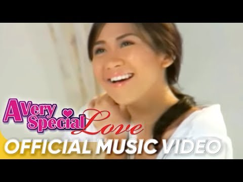 A Very Special Love (Official Music Video) - Sarah Geronimo