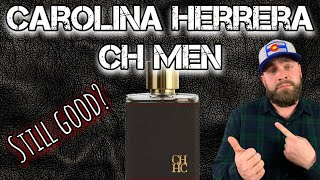 CAROLINA HERRERA CH MEN | IS THIS SCENT STILL GOOD, EVEN FOR TODAY? | MEN'S FRAGRANCE REVIEW