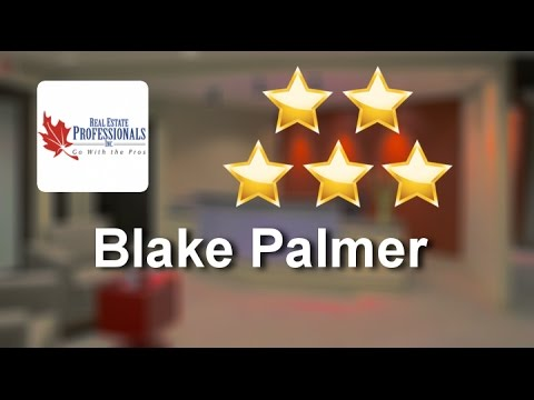 Blake Palmer NW Calgary  Remarkable Five Star Review by Jim a.