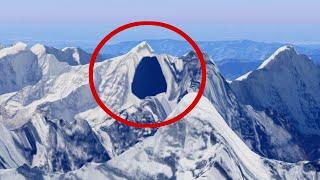 Die 11 Geheimnisvollsten Orte auf Google Maps die zensiert wurden!