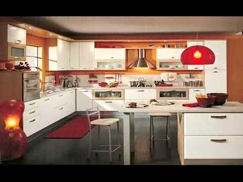 Muebles para cocina en melamina vidrio y aluminio for Muebles de aluminio