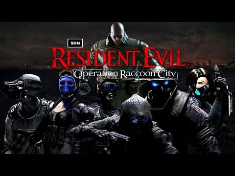Resident Evil: Operation Raccoon City PS3 1080p Walkthrough Longplay No Commentary