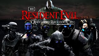 Resident Evil: Operation Raccoon City PS3  1080p/60fps Walkthrough Longplay No Commentary