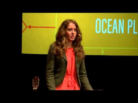 Choosing Passion:  Even When It's Hard | Ocean Pleasant | TEDxCharlottesville