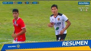 Resumen: Unión Comercio vs Melgar (1-1)