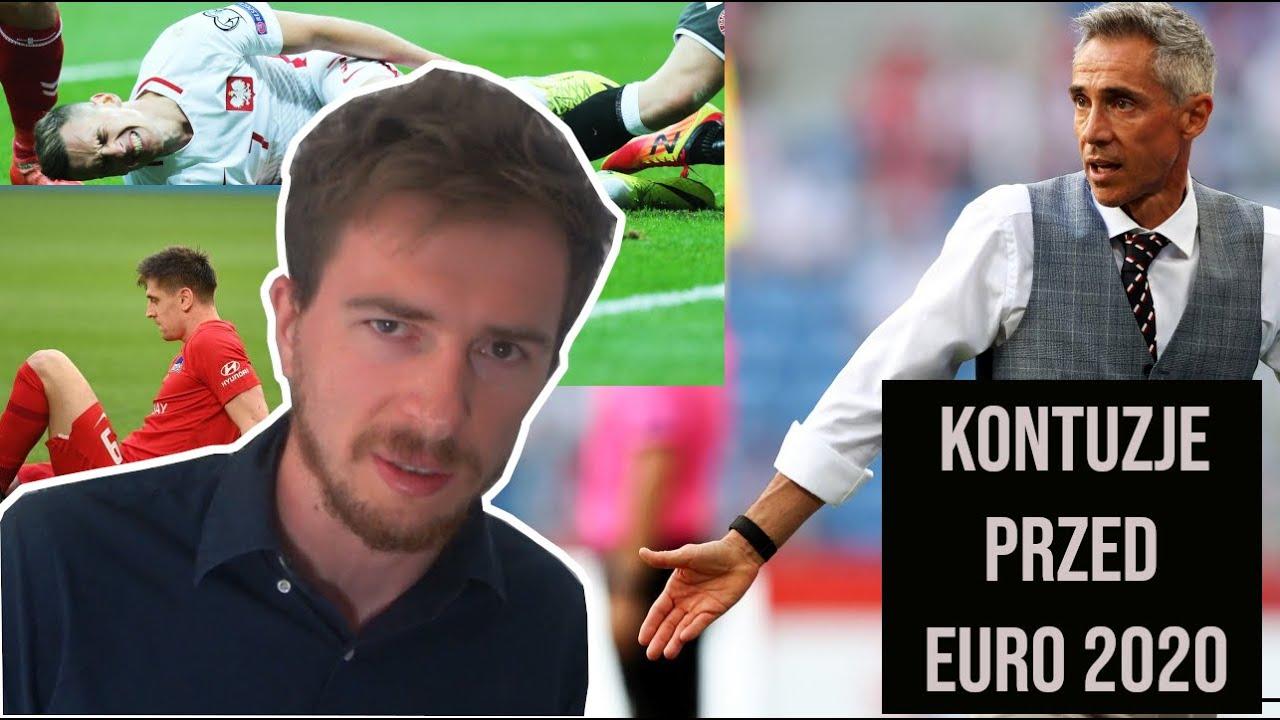 KONTUZJE POLSKICH PIŁKARZY PRZED EURO 2020