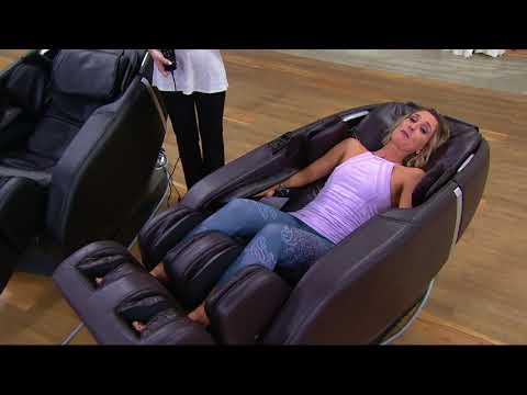 Majesty Zero Gravity Therapeutic Massage Chair by Daiwa on QVC