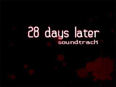 28 Days Later Soundtrack  Seas Sg  Blue States