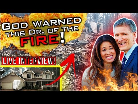 BREAKING CALIFORNIA: The Day HELL Destroyed PARADISE! - God Warned a Doctor of the Fire!!!